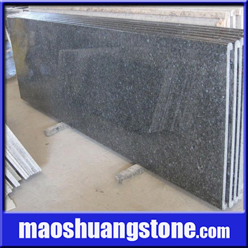 Tapas encimeras azules baratas de la cocina del granito de for Encimeras de granito baratas
