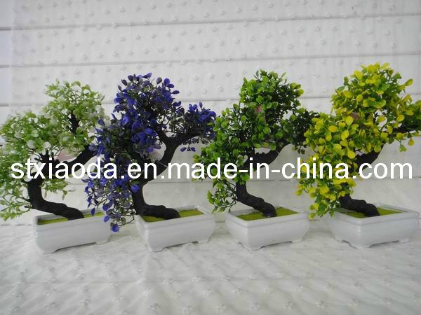 Bonzaies en plastique artificiels d 39 arbre xd13 265 for Arbres en plastique artificiels