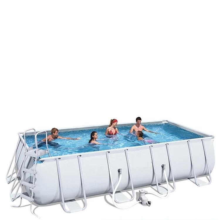 Piscina infl vel da fonte da f brica para a fam lia for Fabrica de piscinas