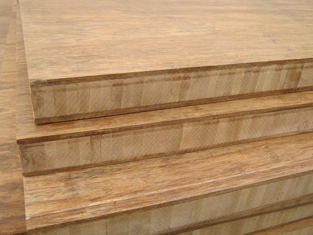 Foto de madera contrachapada de bamb paneles placas - Placa de madera ...