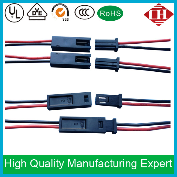 Amp pin plug wiring harness