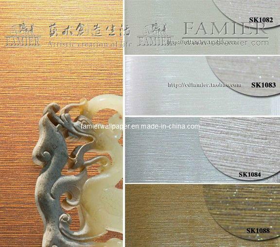 Papel pintado realzado pesado del vinilo papel pintado de for Papel vinilo precio