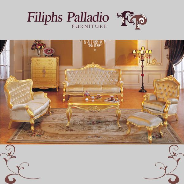 Muebles cl sicos de lujo muebles de la sala de estar for Muebles italianos de lujo