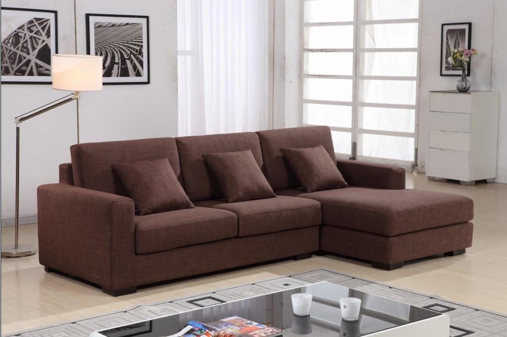 Sof de la esquina de la tela para los muebles af1035 - Muebles de esquina ...