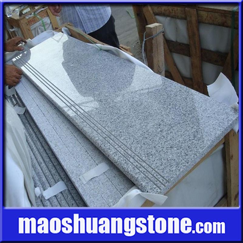El granito gris natural polished de la piedra g603 pisa la for Precio granito gris