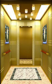 Ce soir en garde de nuit - Page 3 -Ascenseur-luxueux-de-passager-AT618-