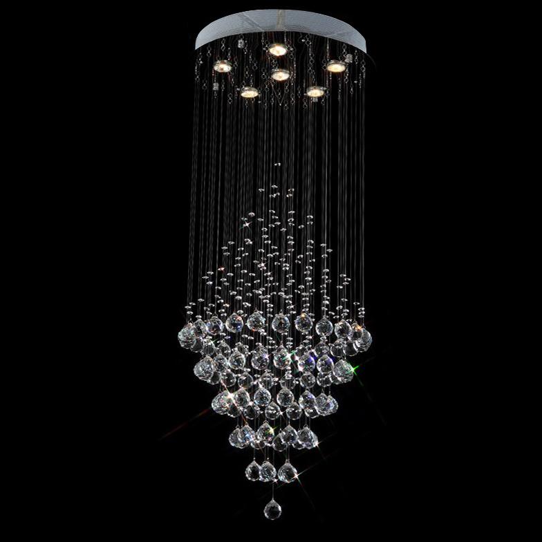 kristallleuchter der erscheinen fenster dekoration k9 gd. Black Bedroom Furniture Sets. Home Design Ideas