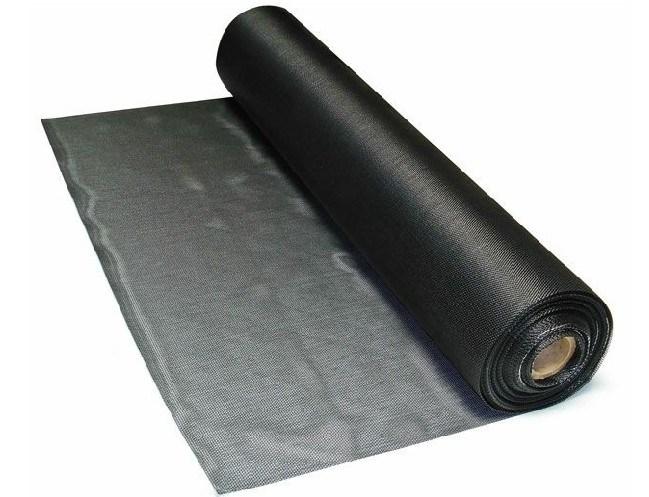 Filet de fibre de verre tissage plat de couleur noire filet de fibre de verre tissage plat de - Patio fibre de verre prix ...