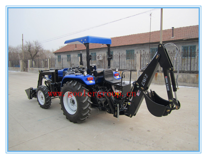 Three Point Linkage Tractor : Point linkage backhoe pour tractor lw