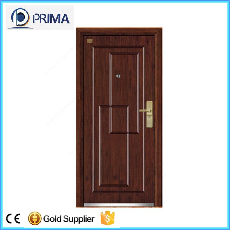 madera principales puertas de entrada con marco de madera para la casa