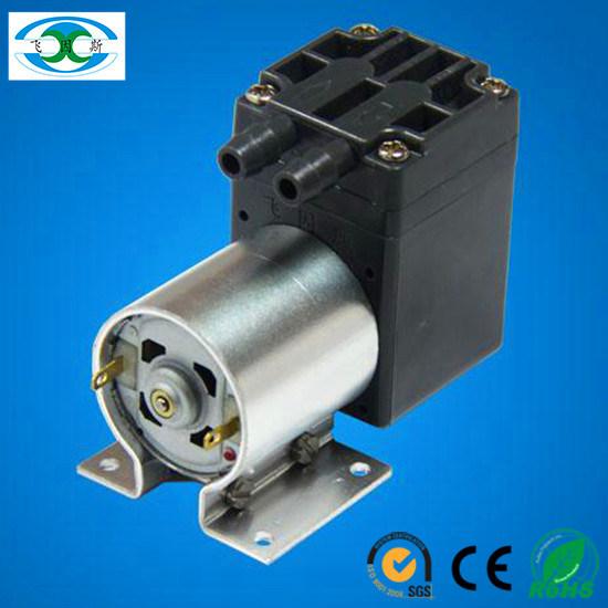 Pompe a vide electrique frein