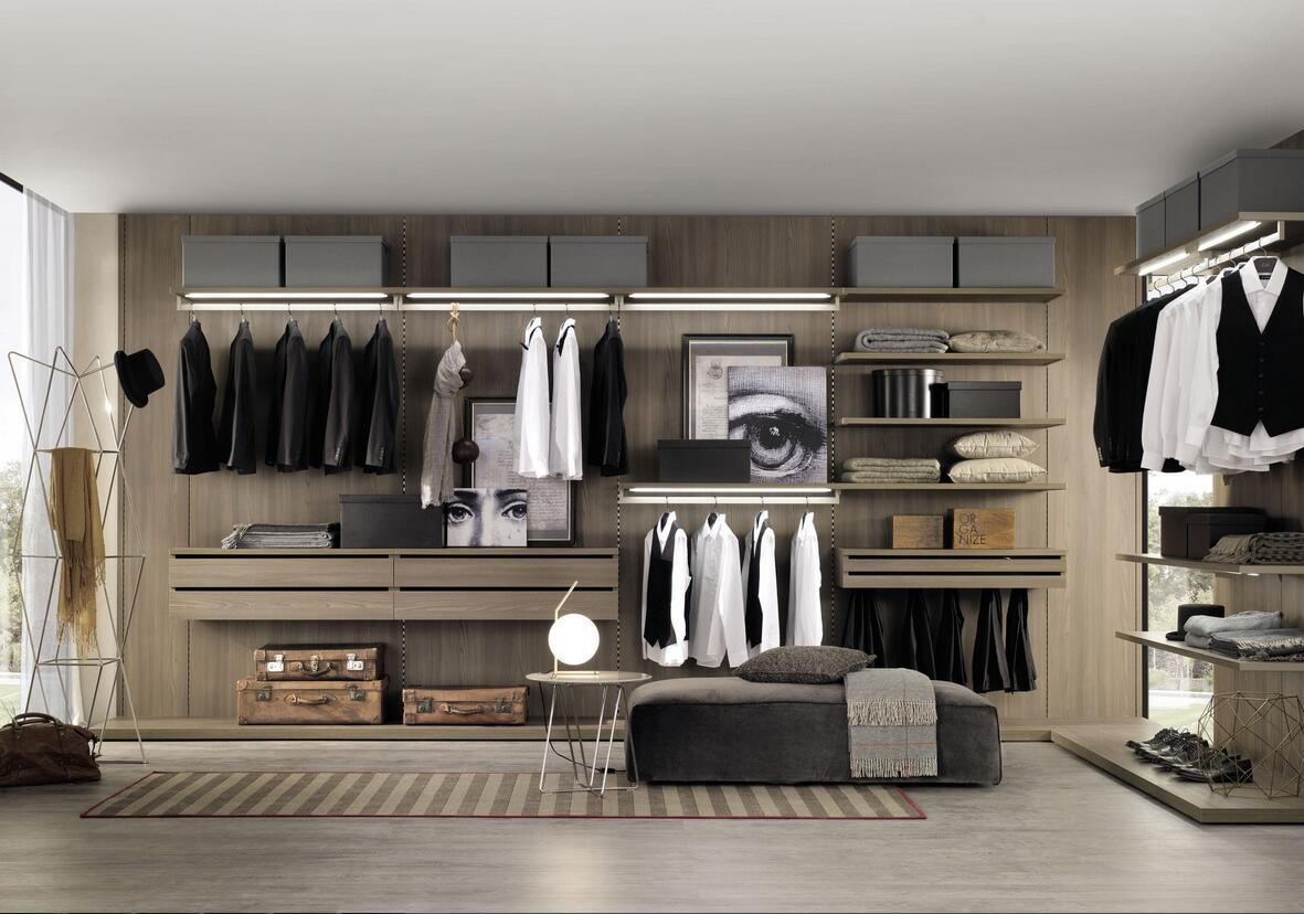Design Garderobe Mdf Holz Chinese Door ~ Garderoben Hersteller Projekt MDF moderne Wand Wandschrank Garderobe