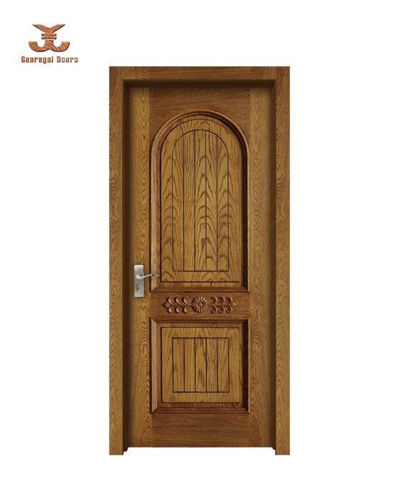 puerta de madera de lujo pintada jo 003 puerta de