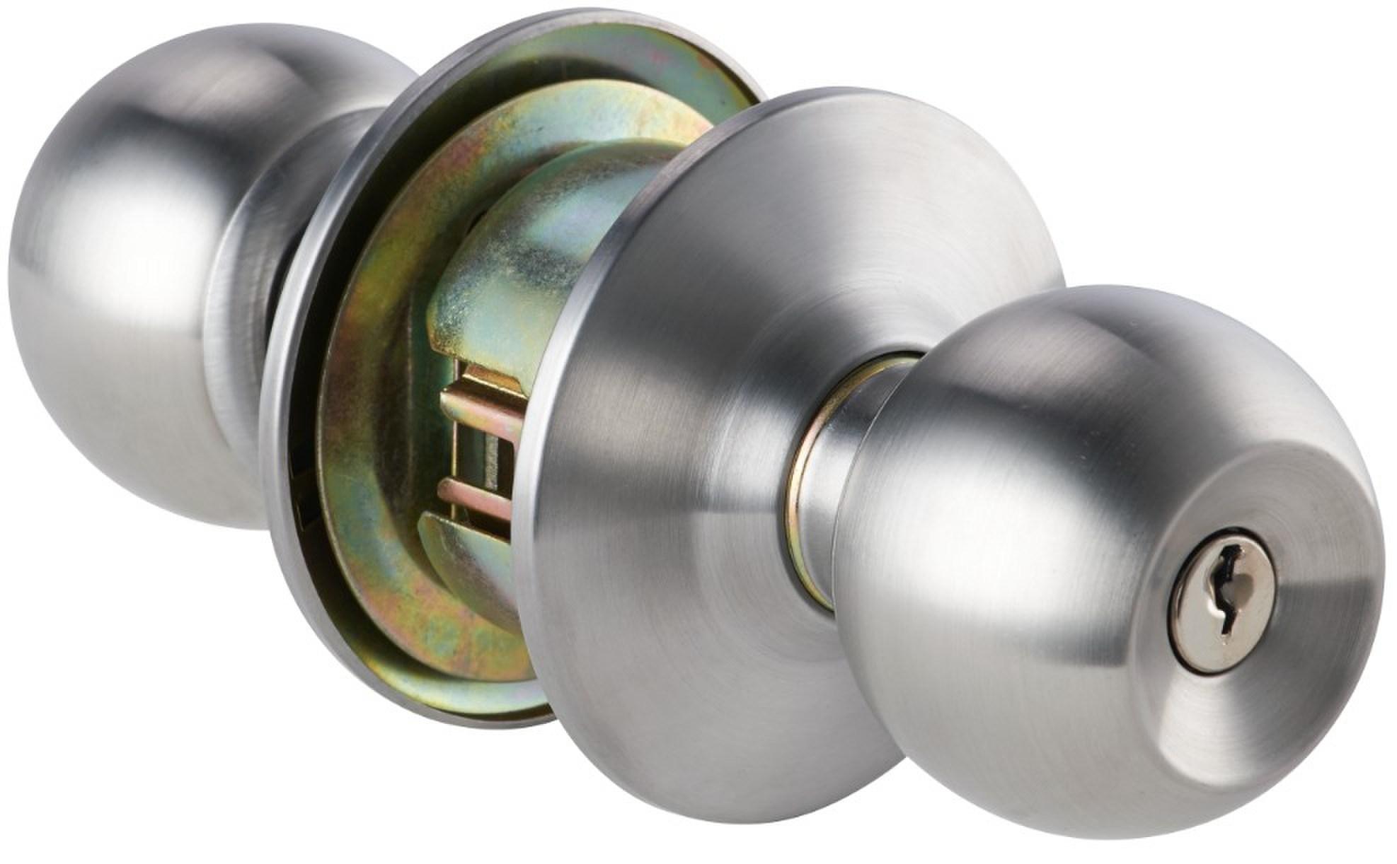 serrure de porte cylindrique tubulaire de bouton 587 serrure de porte cylindrique tubulaire. Black Bedroom Furniture Sets. Home Design Ideas