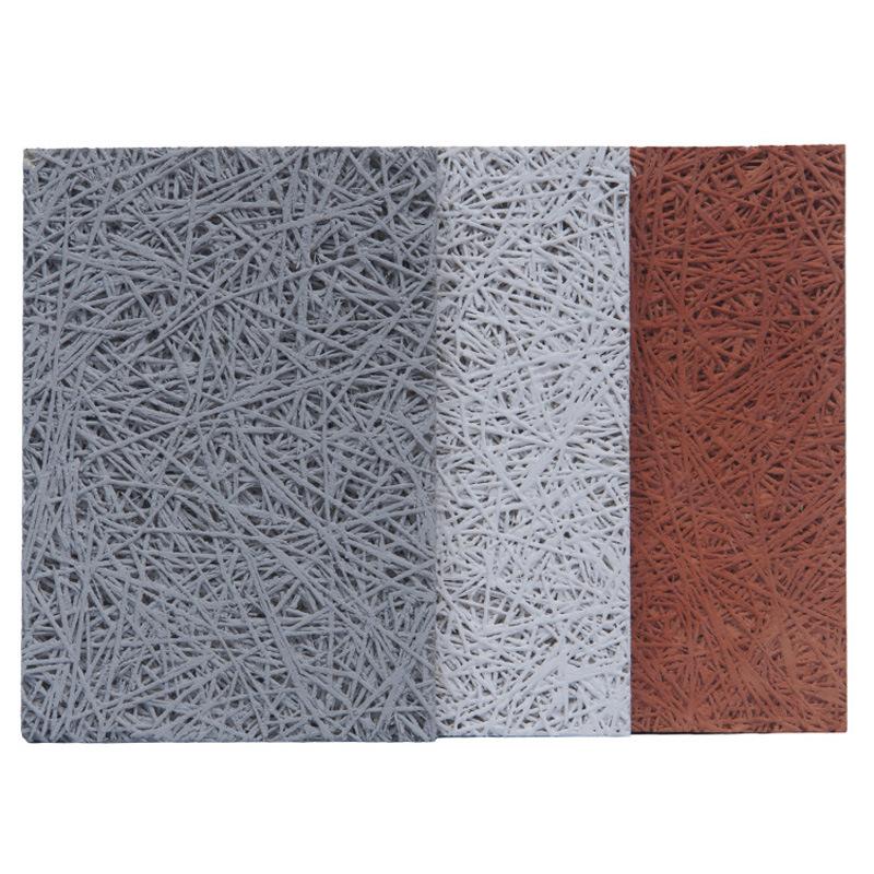 Panneau acoustique de ciment de copeaux de bois –Panneau acoustique  ~ Panneau Bois Ciment