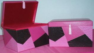 Как сделать коробку декоративную