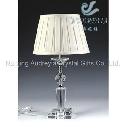 lampada di cristallo della tabella lampade decorative di