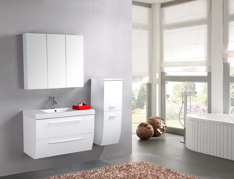 Vanit fran aise moderne de salle de bains de mod le de - Modele de salle de bain moderne ...