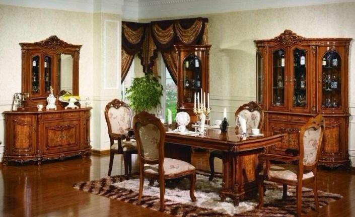 muebles clasicos comedor: