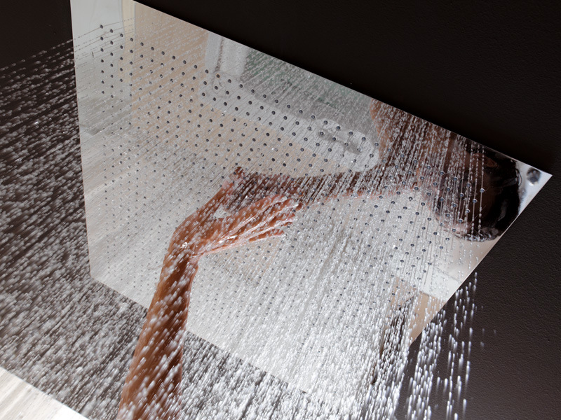 Led Dusche Decke : Ceiling Rain Shower Head