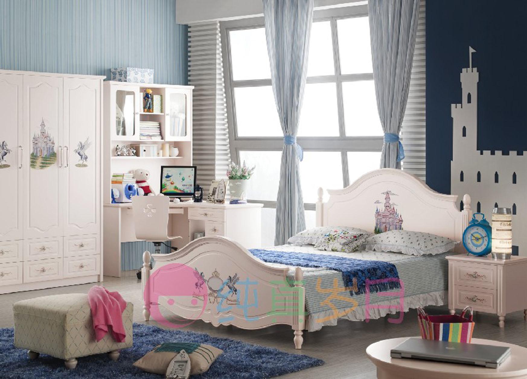 Het unieke meubilair van de slaapkamer van het ontwerp (5181 ...
