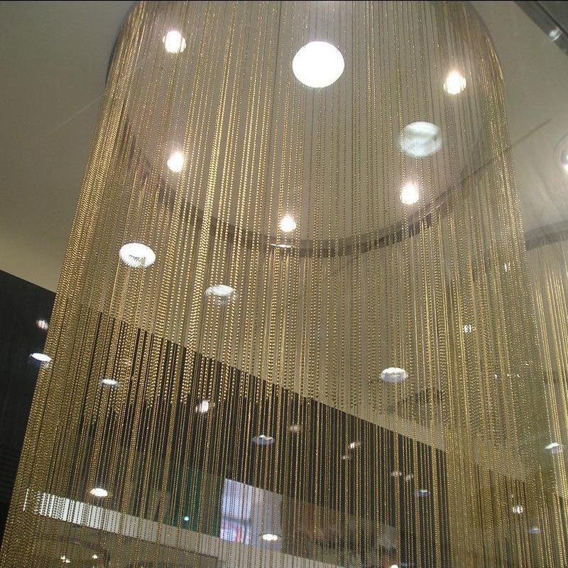 Cadena de la cortina cadena de la cortina proporcionado - Cortinas de cadenas ...
