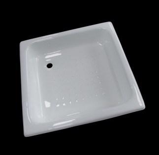 douche maux de baignoire de fer de fonte 80x80 bgl 301 douche maux de baignoire de fer de. Black Bedroom Furniture Sets. Home Design Ideas