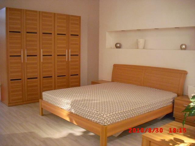 Muebles de madera modernos del dormitorio (6608) – Muebles de madera