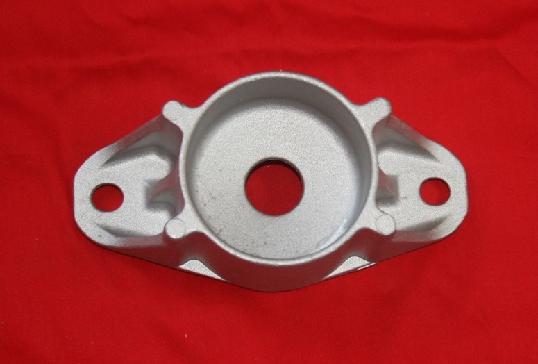 Отливка корпуса редуктора из алюминия