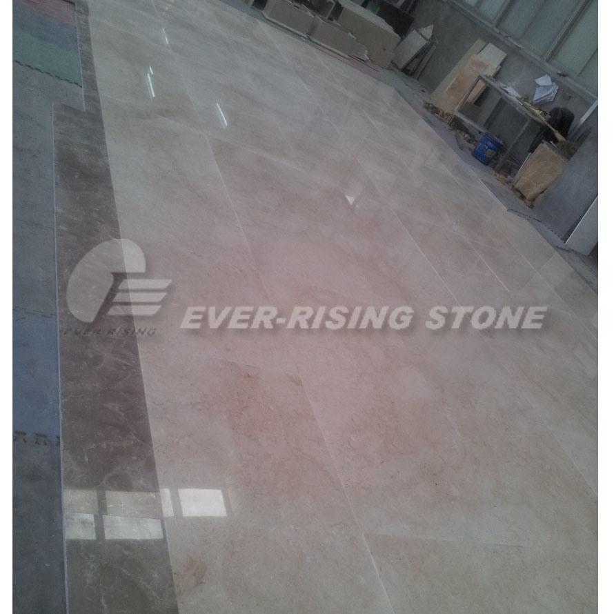 Par Marble Floor : Marble polished tile pour floor