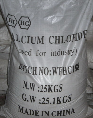 Poudre de dihydrate de chlorure de calcium poudre de for Chlorure de calcium pour piscine