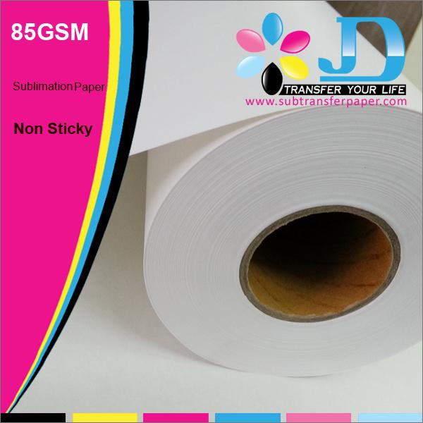 Precio barato de transferencia de sublimaci n de papel - Papel de transferencia textil ...