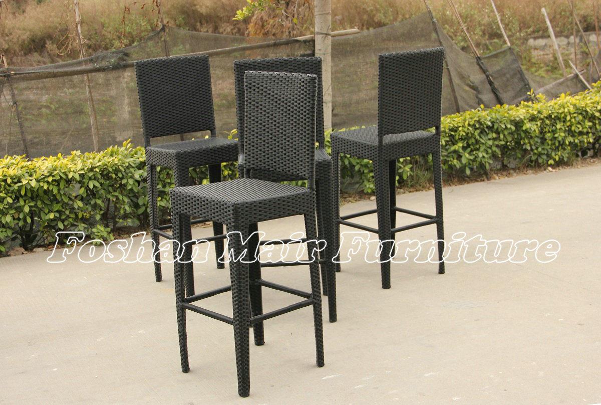 Chaise de rotin chaise de patio chaise en osier m92206 for Chaise de bar en osier