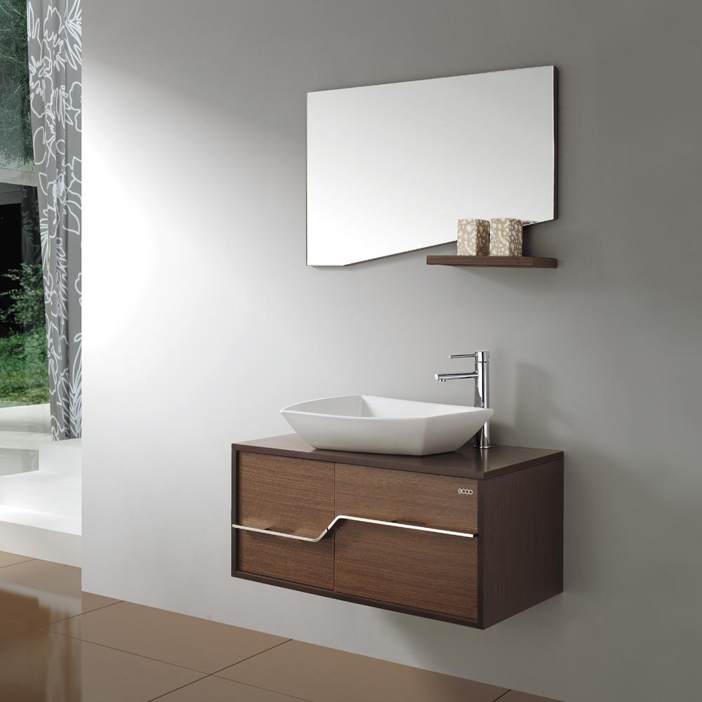 Armário de banheiro da madeira compensadamobília (AC9063) –Armário de banhe -> Armario Banheiro Tamanho