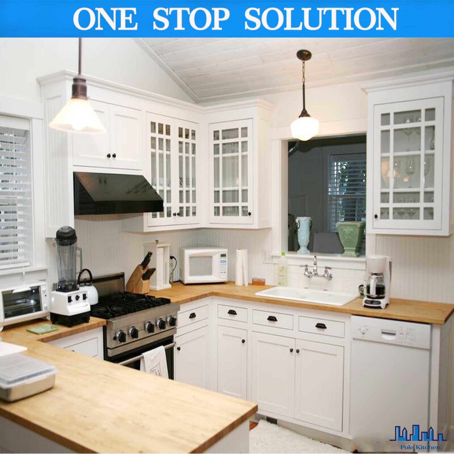 2016 armários de cozinha americanos feito à medida do projeto novo #0D72BE 1800 1800