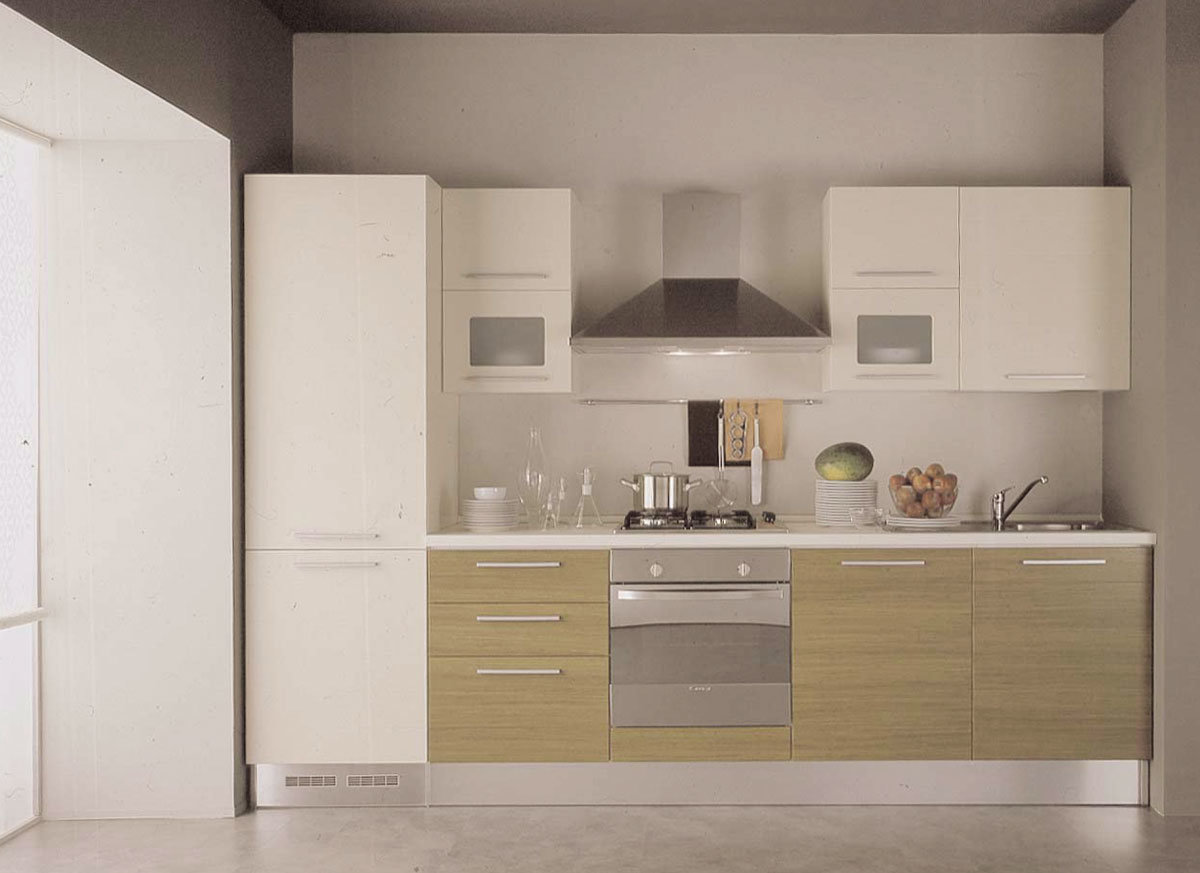 Ritz moderne kleine küche schrank kleine küche auslegungen foto ...