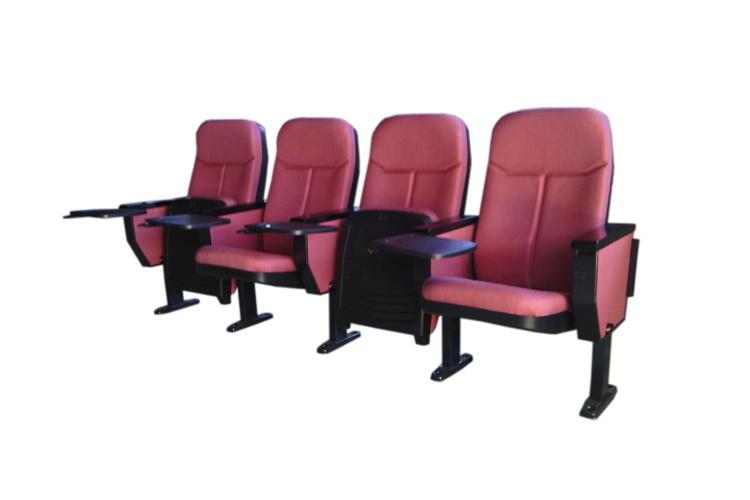 Sillas suaves del cine de la sala de conferencias con el for Sillas para la sala