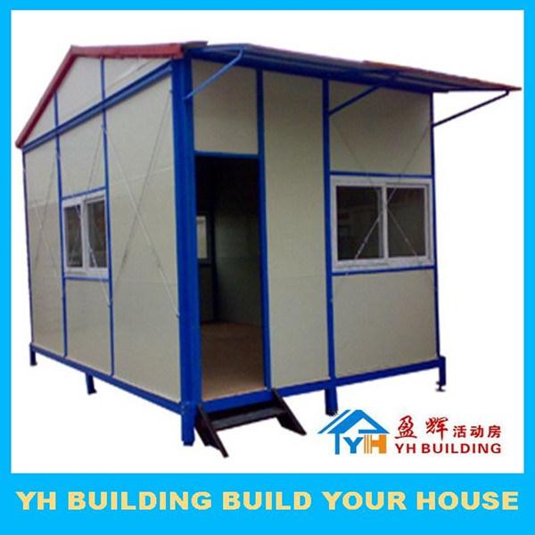 Casas prefabricadas del panel de emparedado de yh peque as - Decoracion de casas prefabricadas pequenas ...