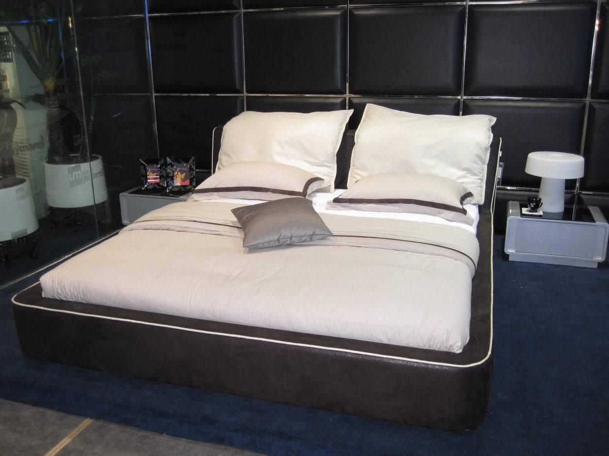 Meubles de chambre coucher et lit de tissu c880b for Lit et chambre a coucher
