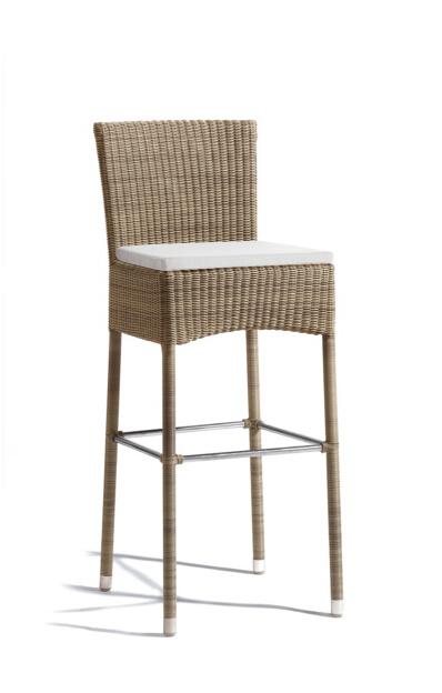 De openlucht kruk van de stoel van de staaf van de tuin van het meubilair van het terras van de - Buitentuin inrichting ...
