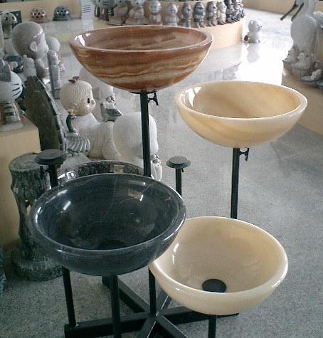 Fregadero stone sink y basin del fregadero marble del - Fregadero de marmol ...