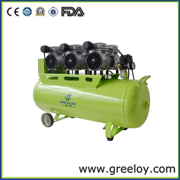 Precio dental silencioso del compresor de aire de oilless - Compresor de aire precio ...