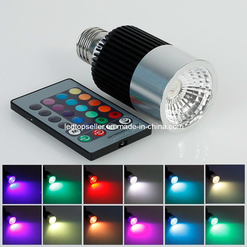 10w e27 gu10 e14 effect variopinto rgb led spotlight sd0338 10w e27 gu10 e14 effect. Black Bedroom Furniture Sets. Home Design Ideas