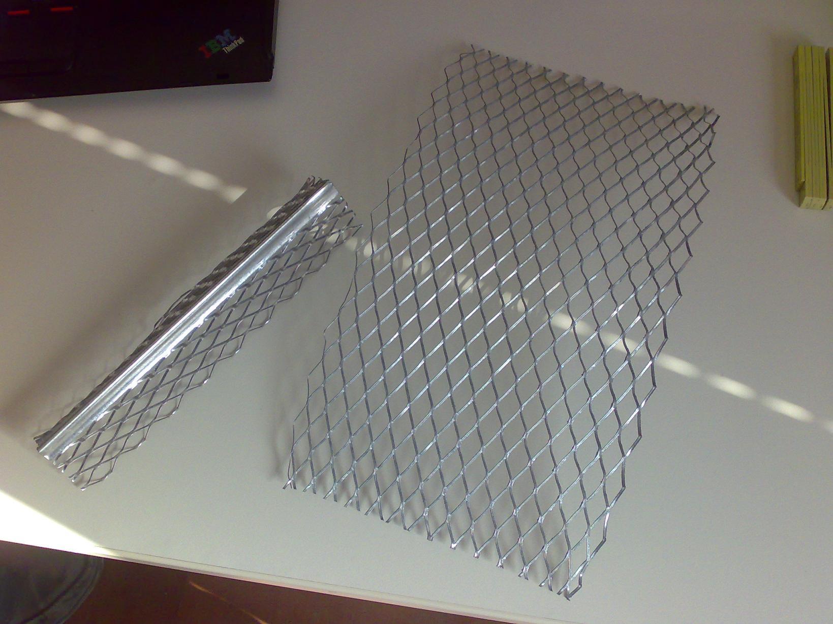 Metal expandido alum nio sx 124 metal expandido - Tela mosquitera aluminio ...