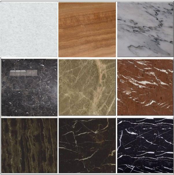 Losa y azulejos de m rmol losa y azulejos de m rmol for Densidad de marmol