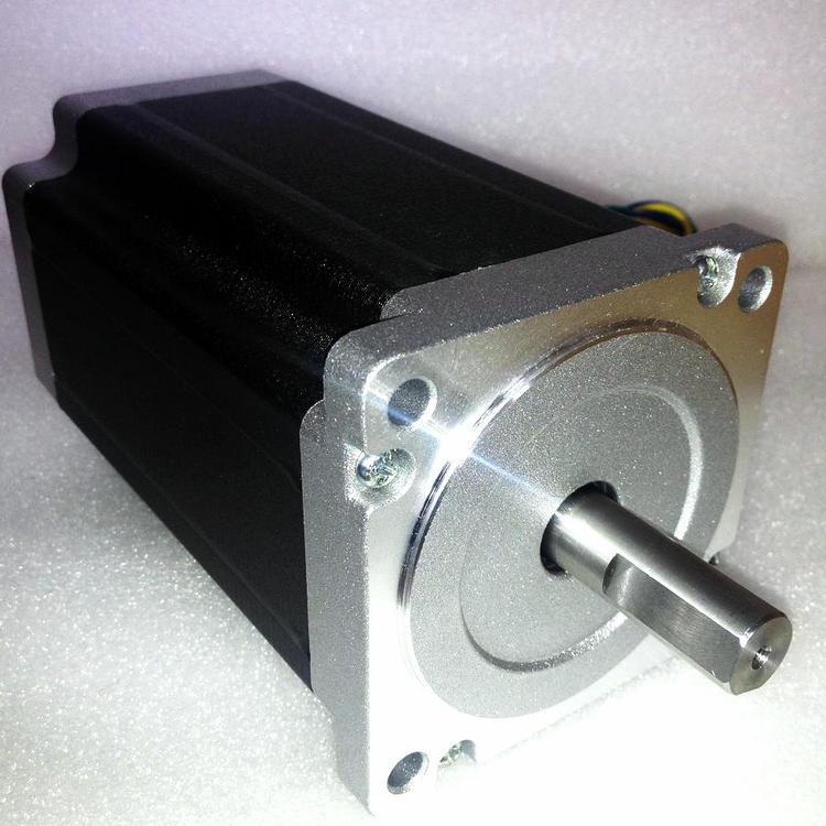 Nema 34 stepper motor 86mm stepper motor pour cnc machine for Nema 34 servo motor