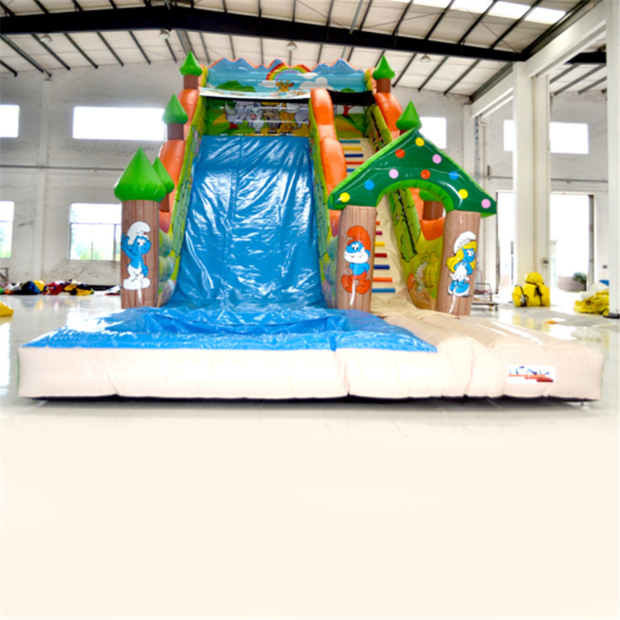glissi re d 39 eau d 39 animaux de for t aq1101 3 glissi re d. Black Bedroom Furniture Sets. Home Design Ideas