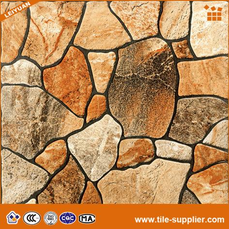 Foto de baldosas cer micas r sticas antirresbaladizas para for Balcony wall tiles design