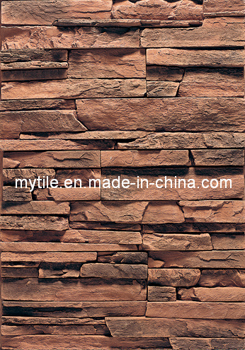 Piedra empilada artificial decorativa piedras del - Piedra decorativa exterior ...