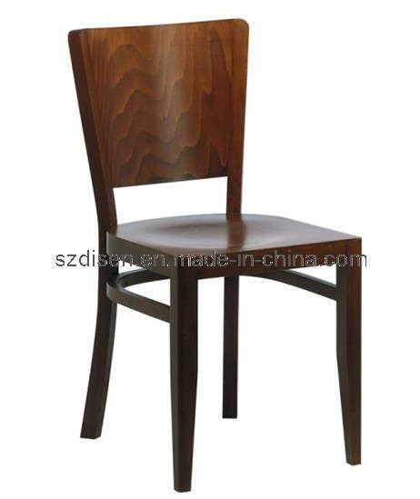 Restaurante silla de madera maciza ds c102 - Silla de restaurante ...